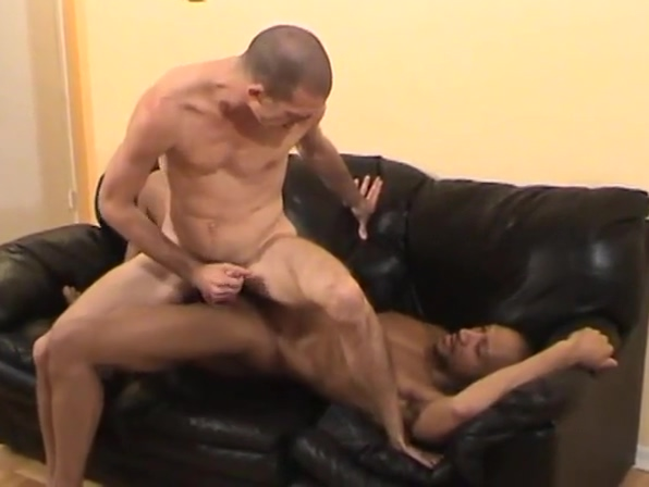 Fred Mayer and Sly Ashley robbins sucking cock