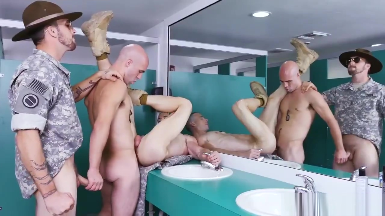 Military men gay sex Good Anal fucking video galeries free