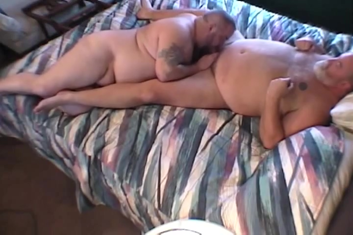 2 big sexy chubby bears My husband can't sleep when you fuck