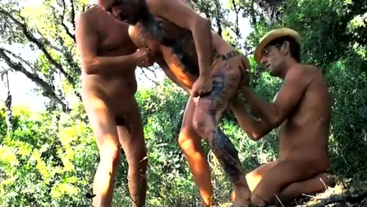 Cruising on Corsica Public Fun Group naked ass pussy