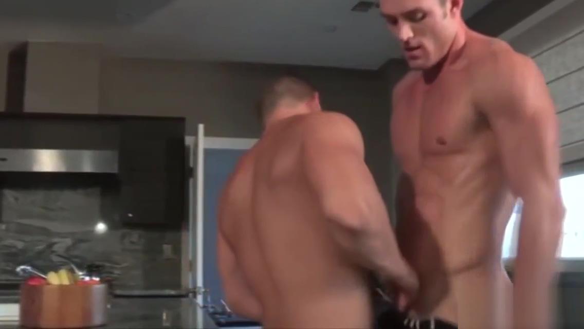 Two bodybuilder gay dudes enjoying anal Dickgirl porn pics