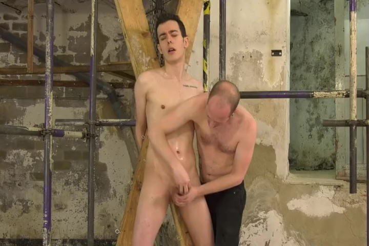 Having fun - twinks BDSM / CBT estim exposure fucking the pizza delivery girl