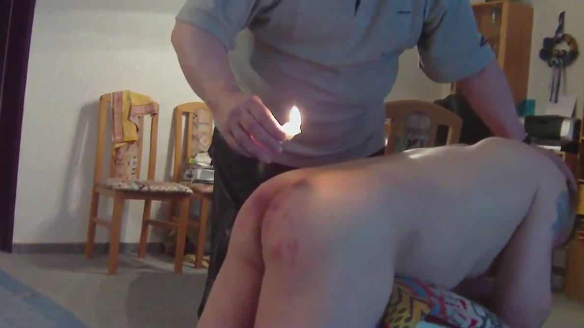 die drecksau wird mit wachs behandelt Hot milf milf porn