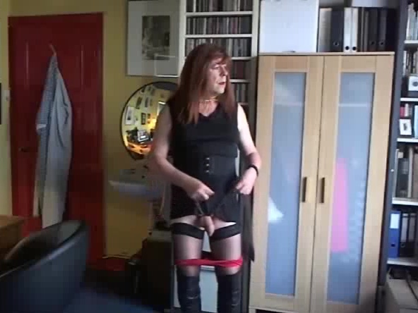 Play with nylon stocking East Kilbride