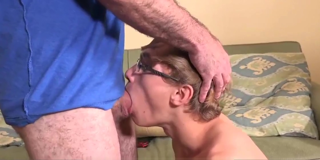 Horny Daddy Bear RAW Fucking His Nerdy Twink Stepson - FAMILYCOCKS.COM exercises to eliminate man boobs