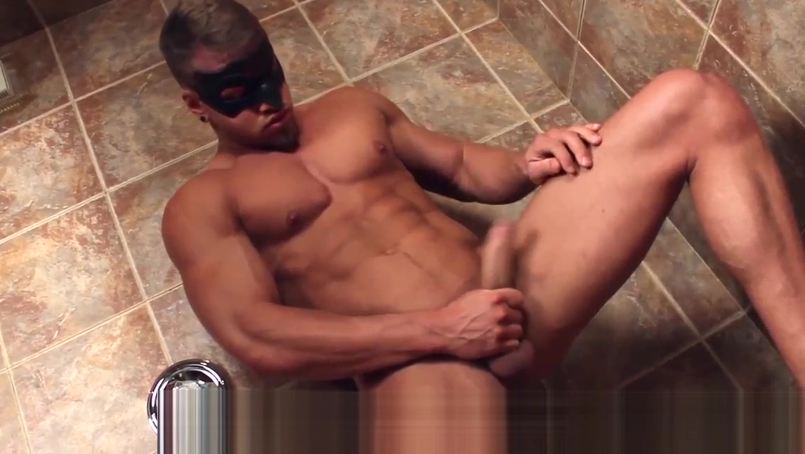 Masked man will make you want him Butt assholes masturbate dick and anal
