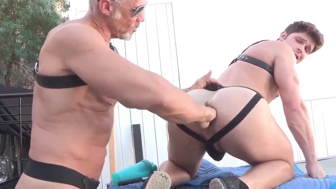 Dad play ass outdoor Define look for