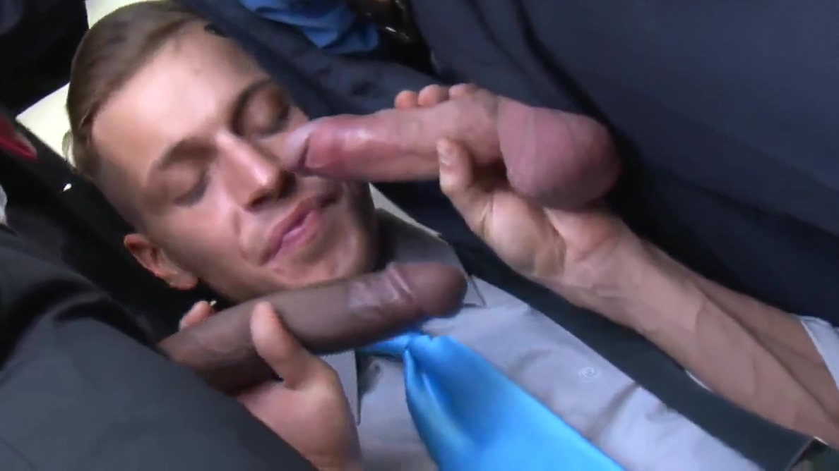 Closing the deal I give myself oral sex