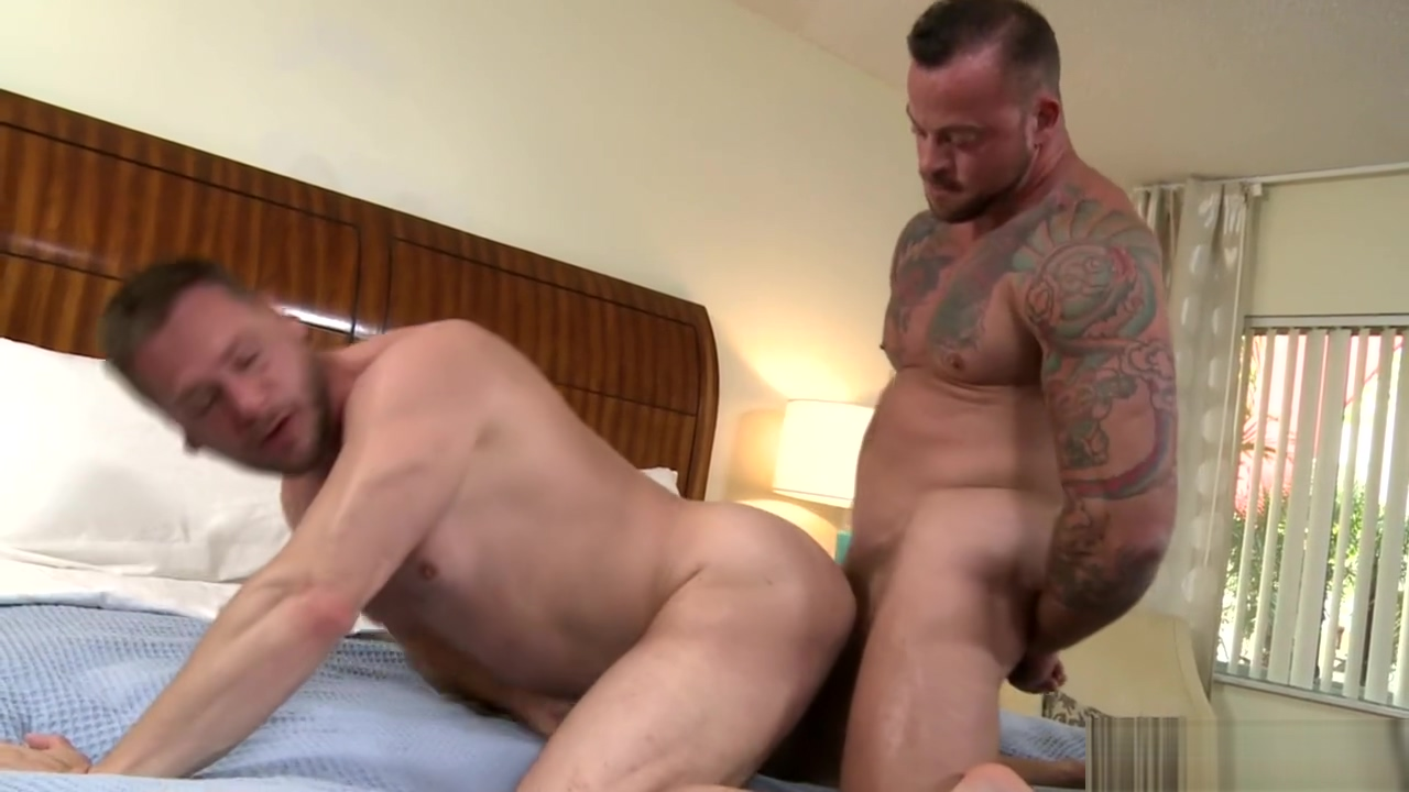 MenOver30 Daddy Hans Berlin & Sean Duran Raw Summertime Sky dawson gay porn star