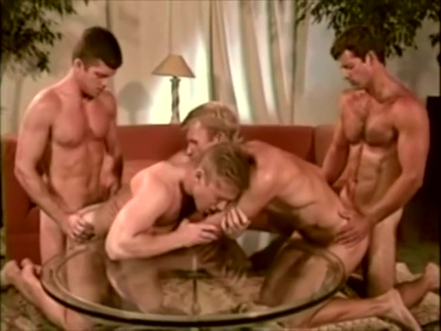 Four at Play Jake Taylor the dwarf porn video