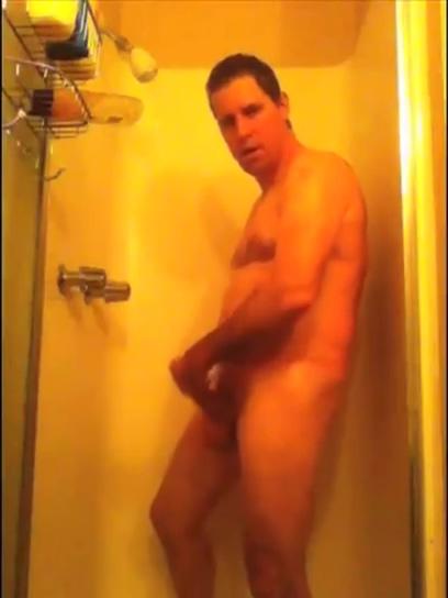 Shower 2 Naked male sex slaves