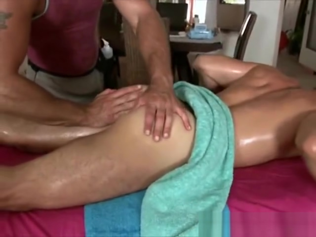 Massage Table Ass Licking And Oiled Up Handjob Women's sexual prime age