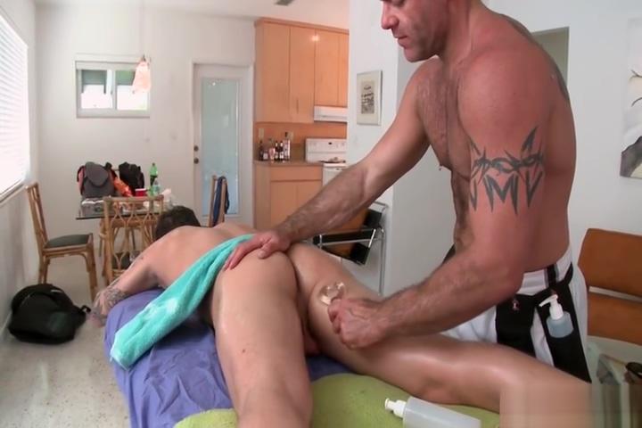 Trace pounds Massage Client Parker free adult porn material online
