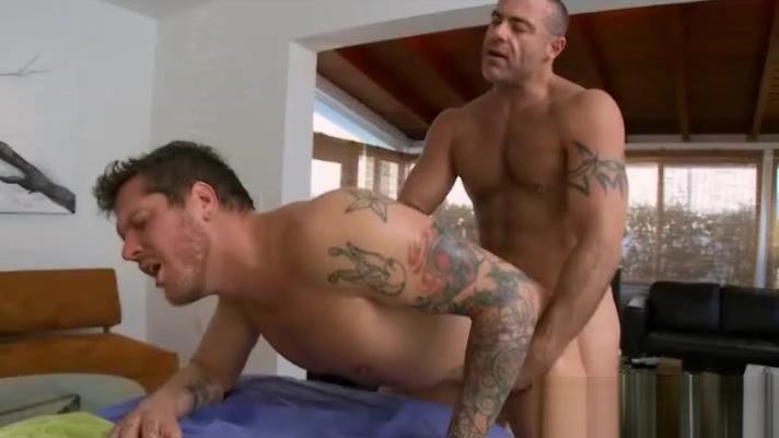 Gay massage guy fucks straight guy in his ass Shin chan nude comics