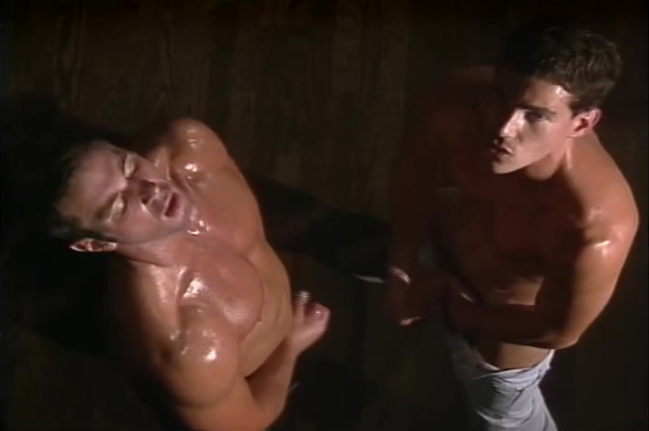 Jeff Stryker says look at my big cock(clip) Sex with a supermodel tiffany