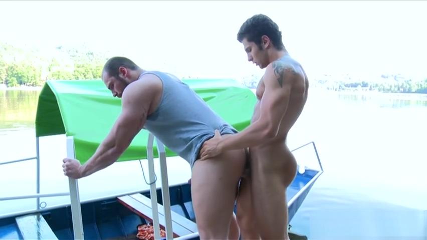 Lakeside Fuck arab gay big cock