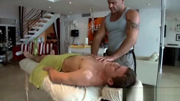 Gay massage guy rubs straight guy with oil Naughty girls touching pussy