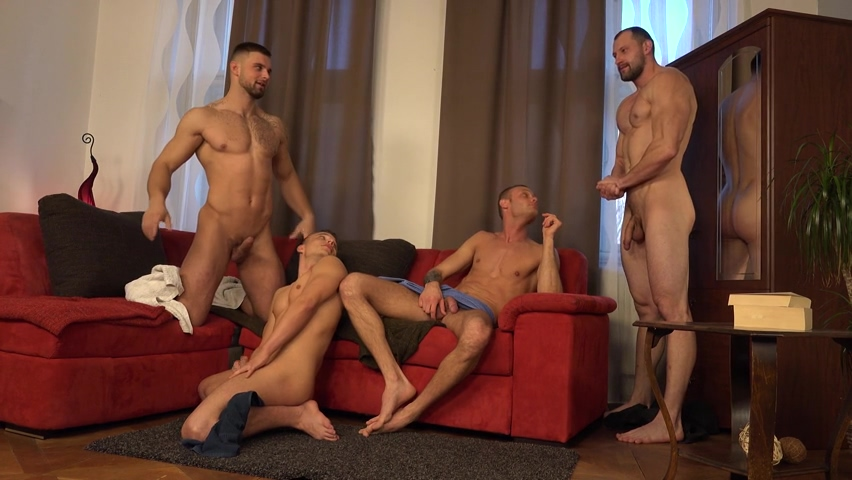 [WH] Wank Party # (behind the scenes) Blowjob competition porn
