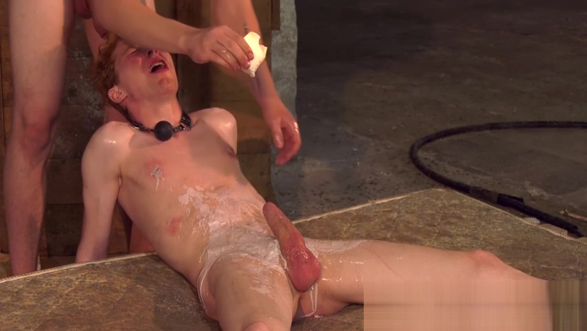 Young redhead twink wax tormented and cock stroked by dom residential treatment progrmas for sexual trauma
