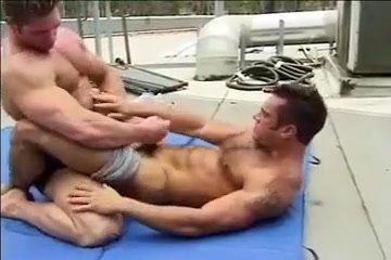 WRESTLE AND FUCK kandy cole pornstar 3way