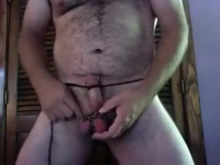 CBT cock tie Naked big tities bitches
