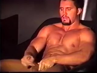 Todd Marshall aka Chad Ullery solo bondage for sex positions