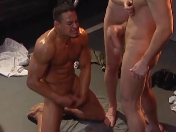 Three Guys in a Garage I ppp bukkake uncensored porn tube video