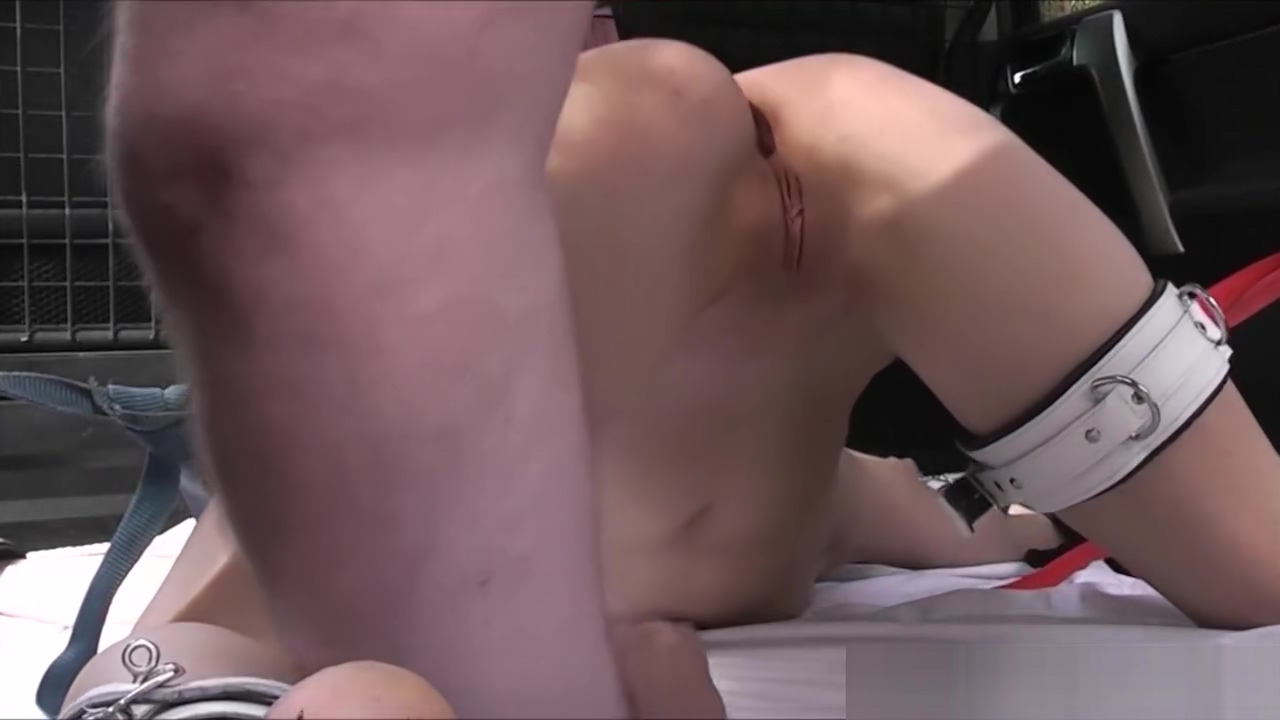 NordMaster always has his little slut ready when he is on tour Blowjob wife small tits