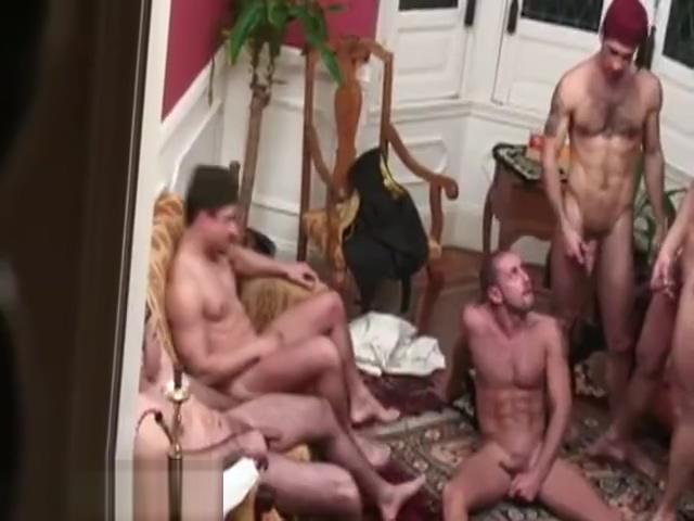 Almahdi, Bayyhan, Imad & Muzzafar 3 Milf seduces bi studs