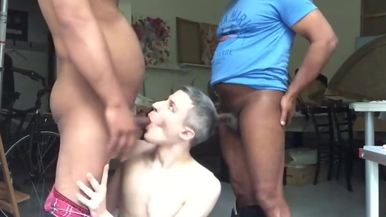Another threesome with two Indians and a slutty white bottom Know our future