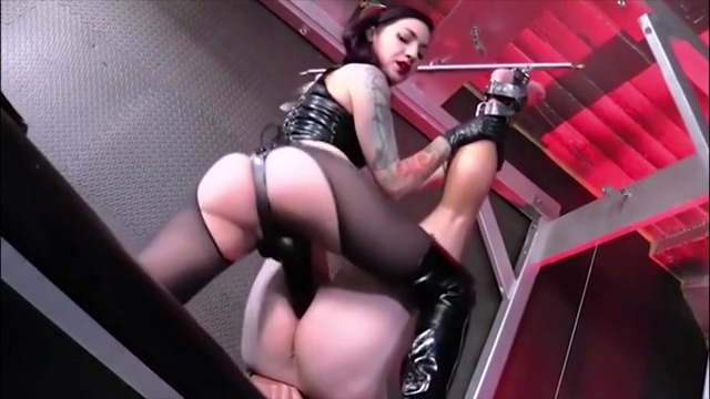 femdom strapon tribute compilation Passionate ramming of a juicy muff