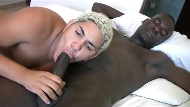 Big dark dick fucks him Double Action Sex Big Panice Feels