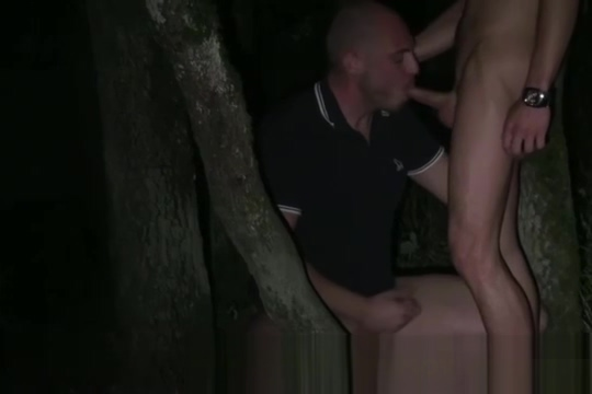Gay French guys sucking hot cock outdoors Ugly glory hole blowjob thumbs