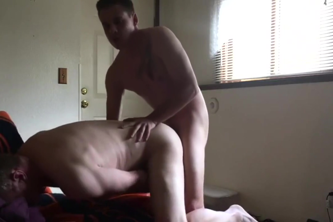 This Older Dudes Gets Hot HUNG Studs to stop ANON by!!! RESPECT Natural strawberry blonde hairy pussy
