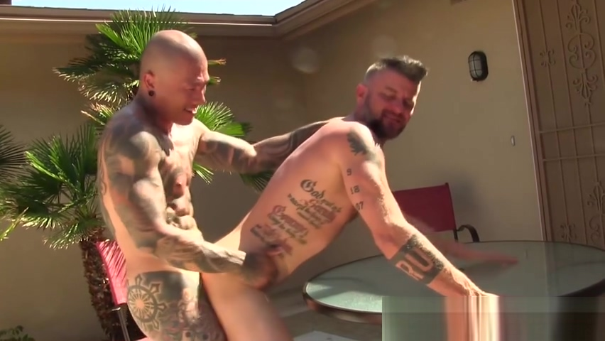 Tattooed Asian top pounding experienced hunk Hot mature porn hd
