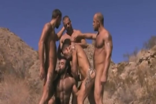 Gays in Tomb - interracial erotic women in peril video