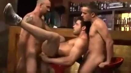 Hot hunks cruising in a bar Lisa huge natural tits