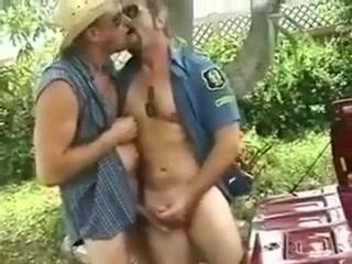 Cowboy-Cop - nial Anal Cream Ptes