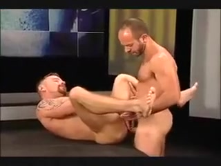 Leather Fuck sex young sperm ass