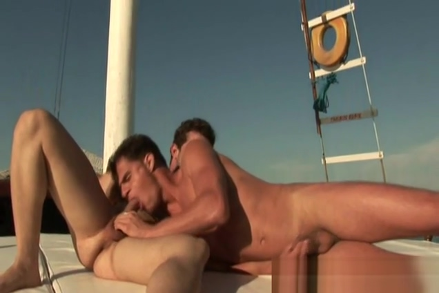 Boat Bareback Latino Anal Seachnarce Sex