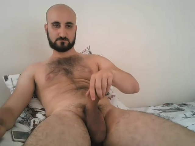 Gorgeous hairy turkish guy jerking his big hairy cut cock Christian cohabitation before marriage
