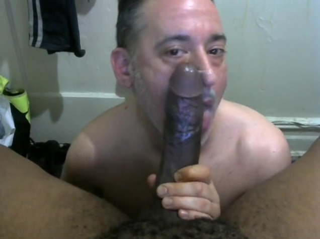 Blackdikklover Michael Wildman - Fearless Gay Slut Callouse on bottom of foot
