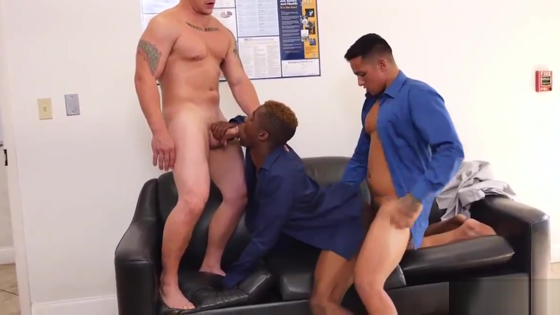 Xxx gay porn movies straight male first time The team that works Air hostess flight attendant