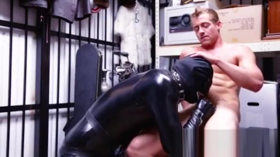 Straight men being edged gay Dungeon sir with a gimp Shemale adult sites
