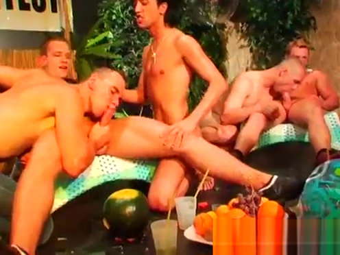 Young homo having some enjoyment Std sluts on video
