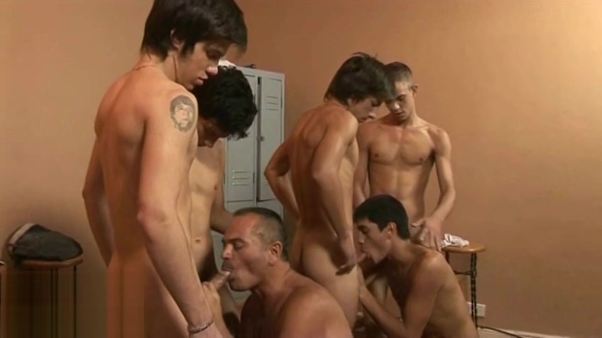 Cock-hungry coach sucking off every twink member free latino gay dick