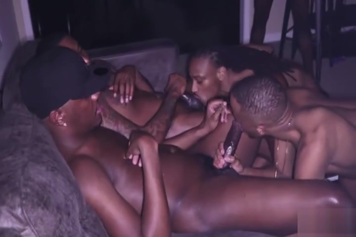 FUCKHOUSE AFTERDARK - PART 4 FINALE black THUG sunny leones sex com