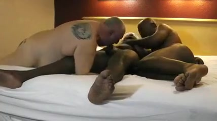Marcus and Anthony take on a black cub Big sexy boobs xvideo