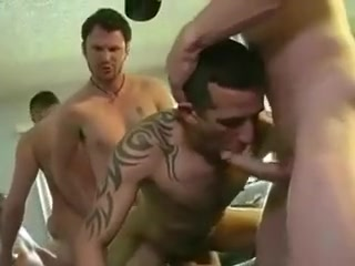 A HOT orgy in Palm Springs pt.1 Fisting to climax