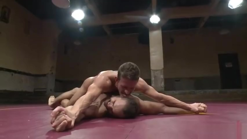 Alexander Gustavo vs Brock Avery - Wrestle & Fuck Skinny hot nude russian girl